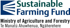 Sustainable Farming Fund logo